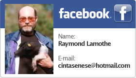 Raymond Lamothe Facebook